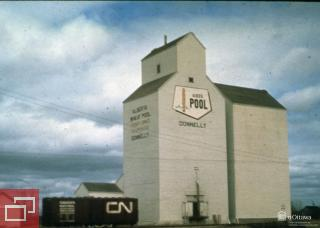 Alberta Wheat Pool Donnely.